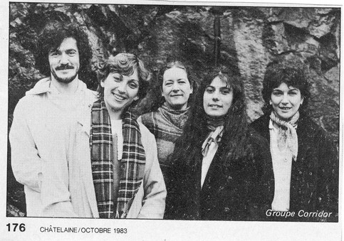 Revue Chatelaine 1980