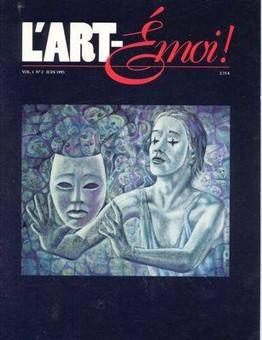 Couverture de la revue L'Art-Émoi