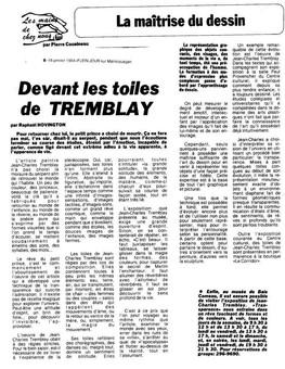 Le journal Côte-Nord