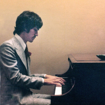Concerto au piano 1974