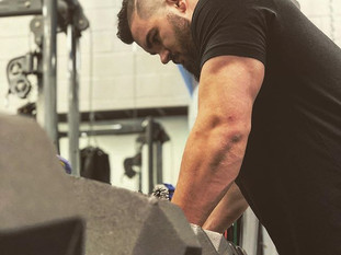 The SRA Curve: You Don't Grow in the Gym
