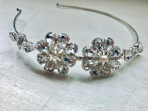 Lucy Side Tiara