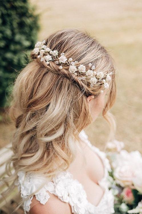 Rose hair vine