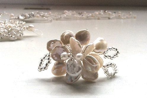 Pearl Cluster Hairpin