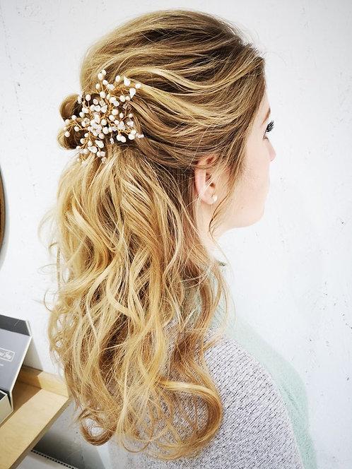 Summer hair vine
