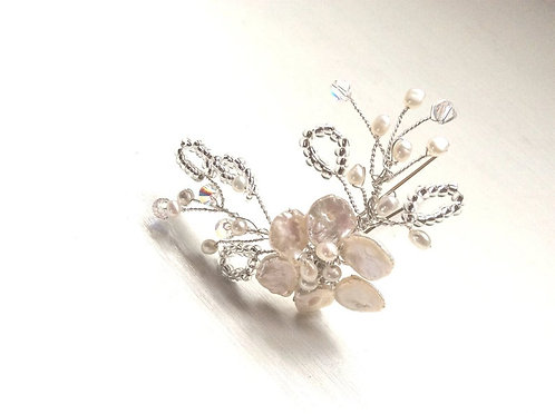 Blossom twigs Hairpin