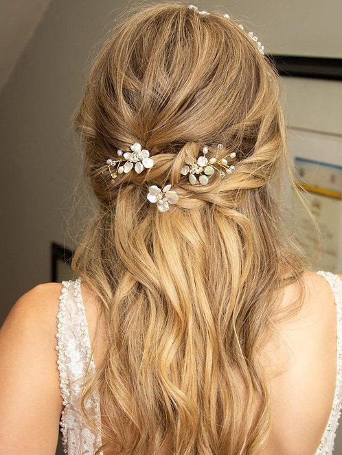 Blossom Hairpins