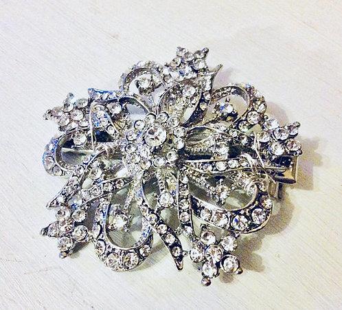 Venice brooch hair clip