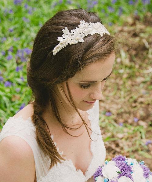 Organic Lace Hairband