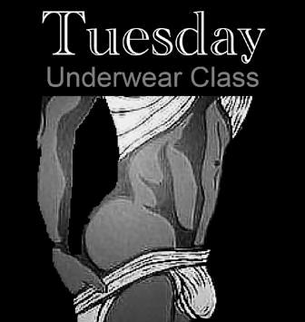 7pm Underwear Yoga