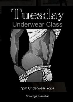 Underwear Class