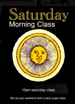 Saturday Mixed Gender Class