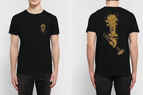 Make'Til You Break T-Shirt (Shiny and Chrome)