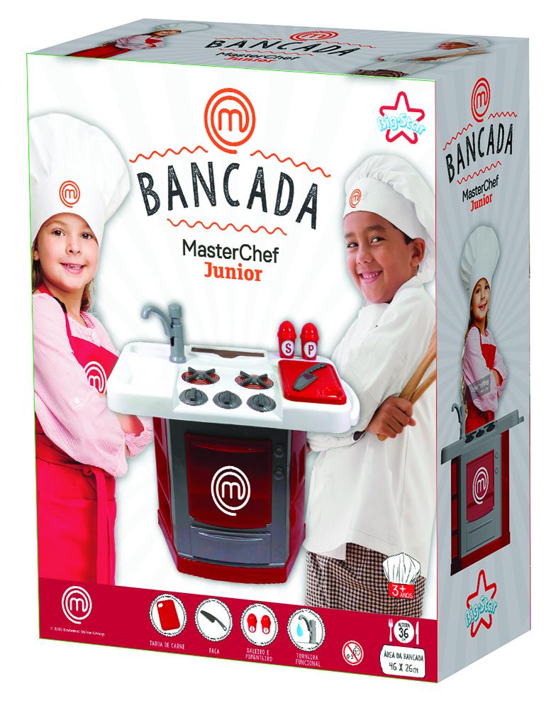 127-MCB - Master Chef Bancada