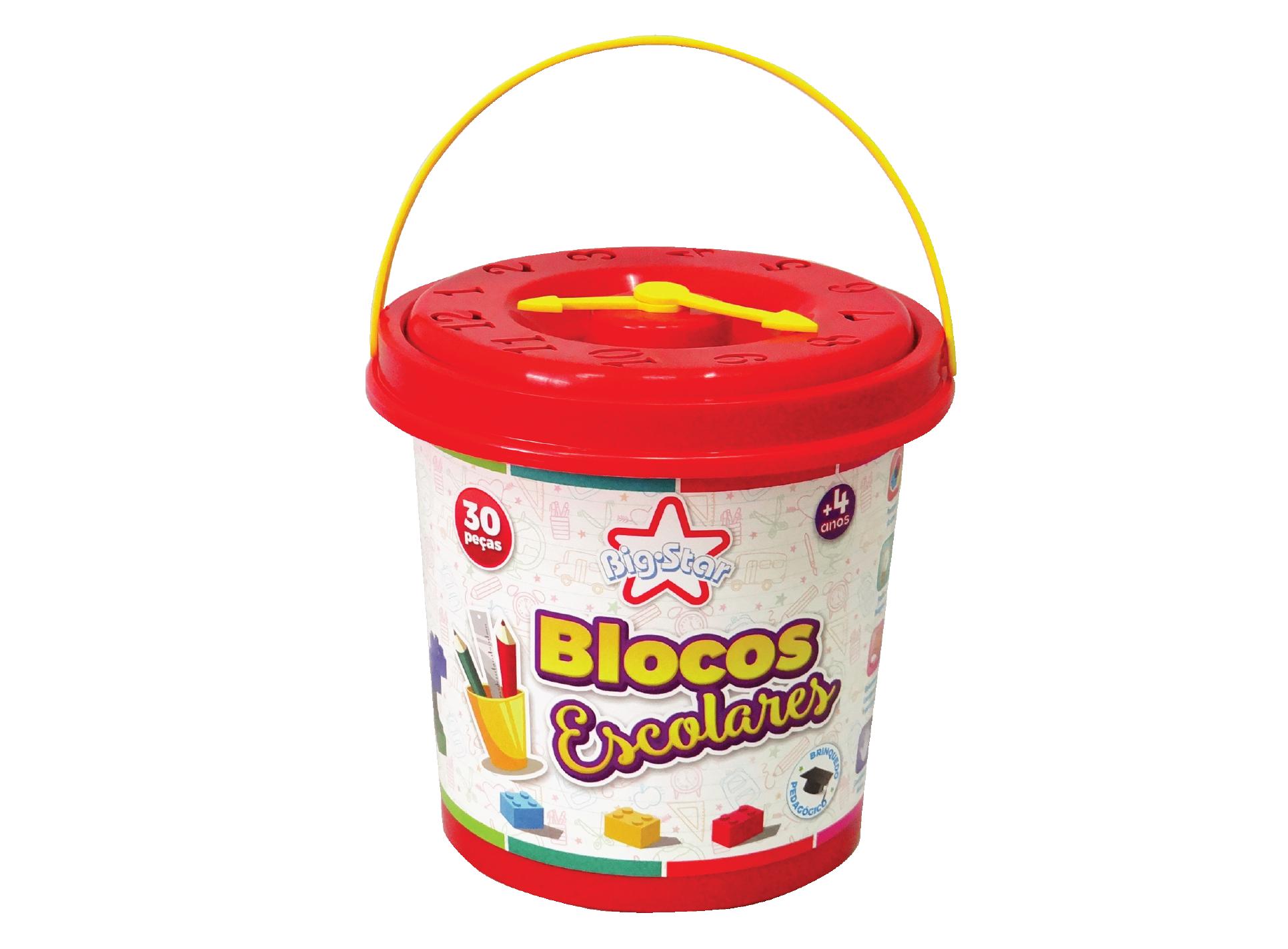 061-BBE - Blocos Escolares