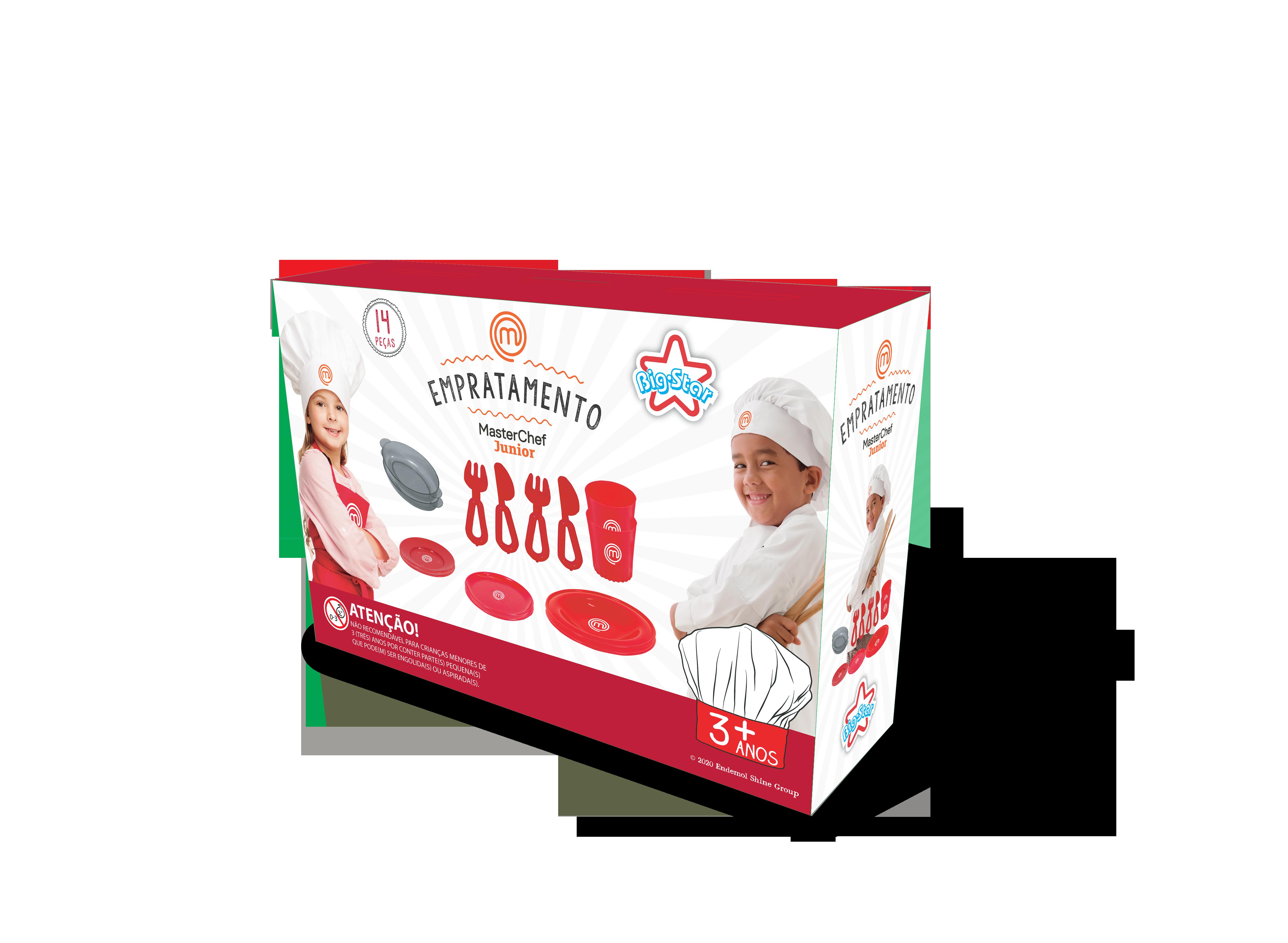 130-MCE - Master Chef Empratamento