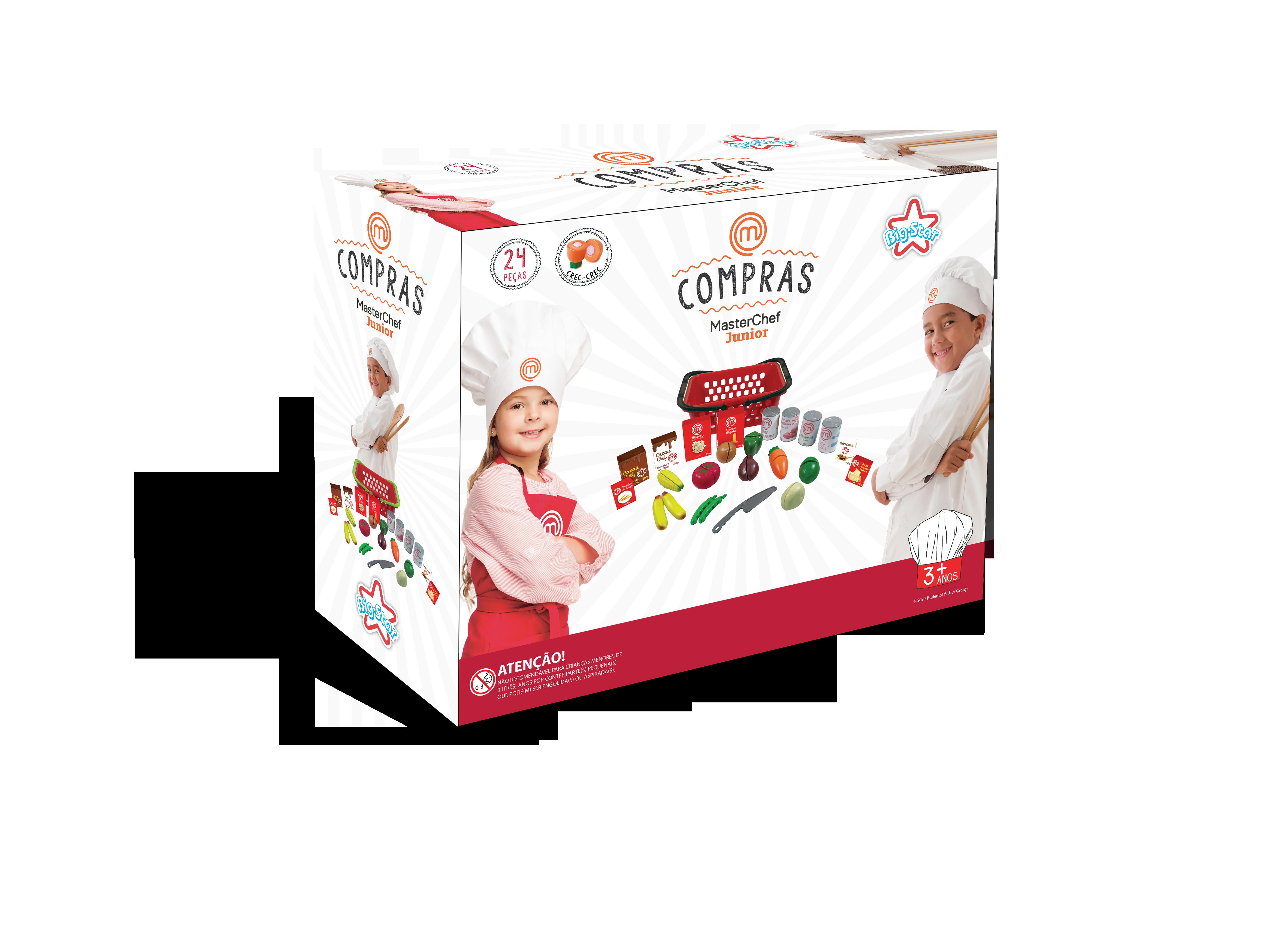 128-MCC Master Chef Compras