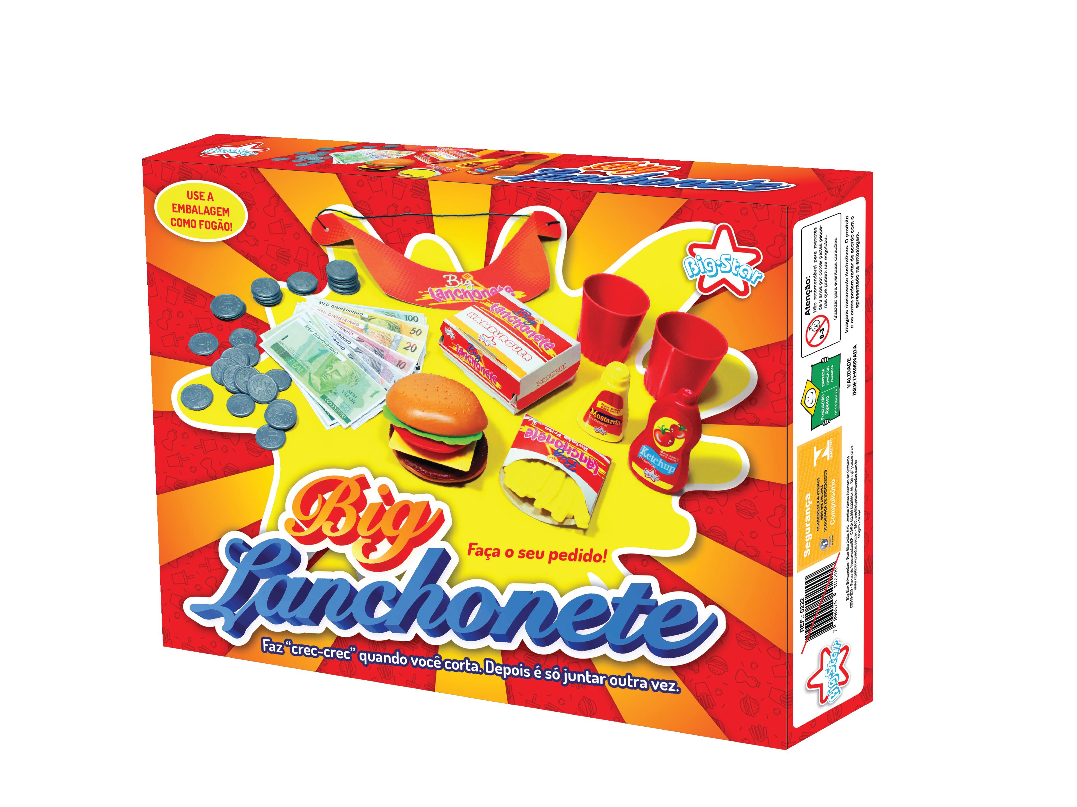 560-CCBL - Crec Crec Big Lanchonete