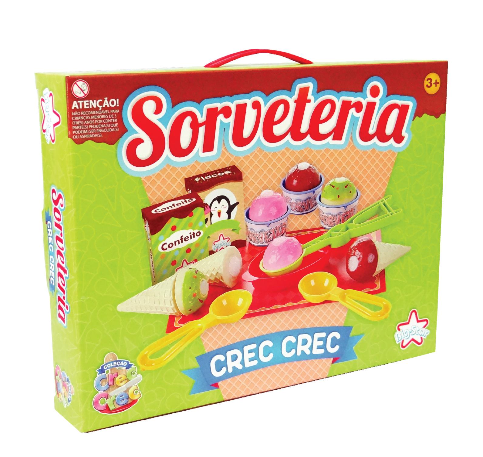 344-CCS - Crec Crec Sorveteria