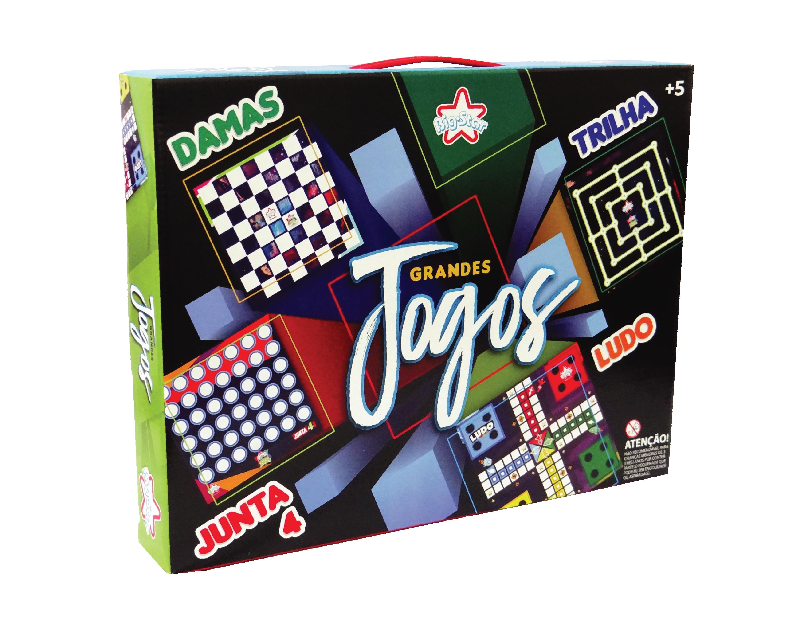 156-GJ - Grandes Jogos