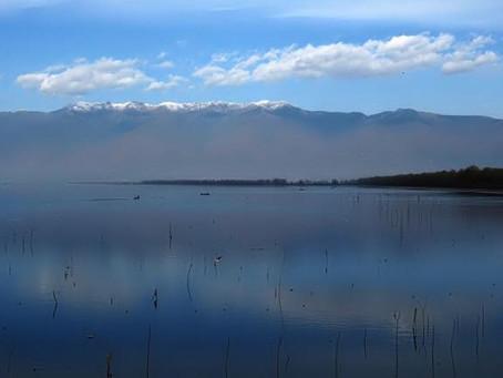 Η λίμνη Δοιράνη