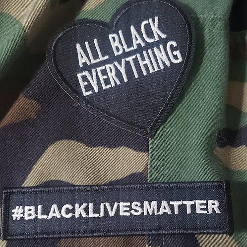 Black Lives Matter (Patch Set)