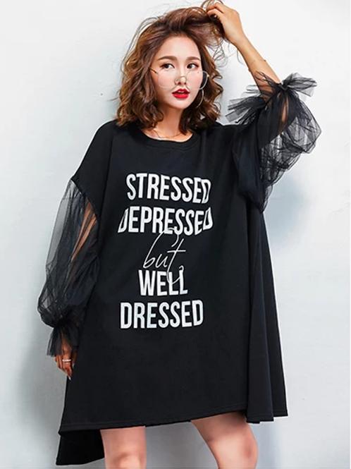 WELL DRESSED (BLACK)