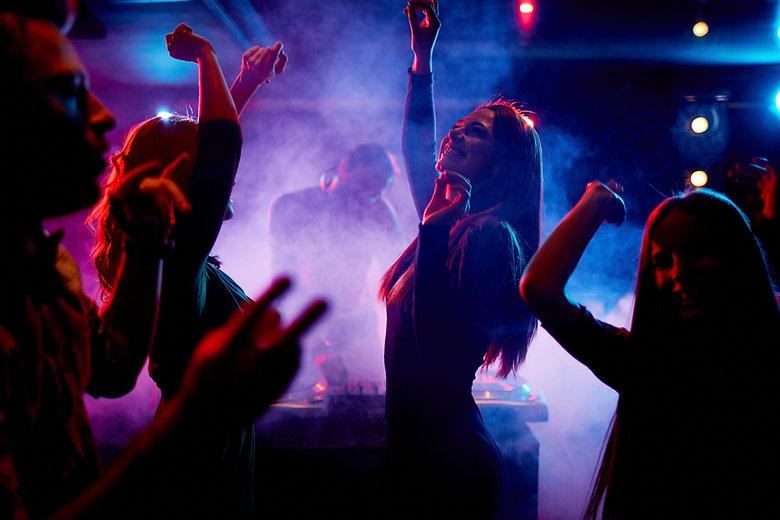 DJ für Geburtstag im Club
