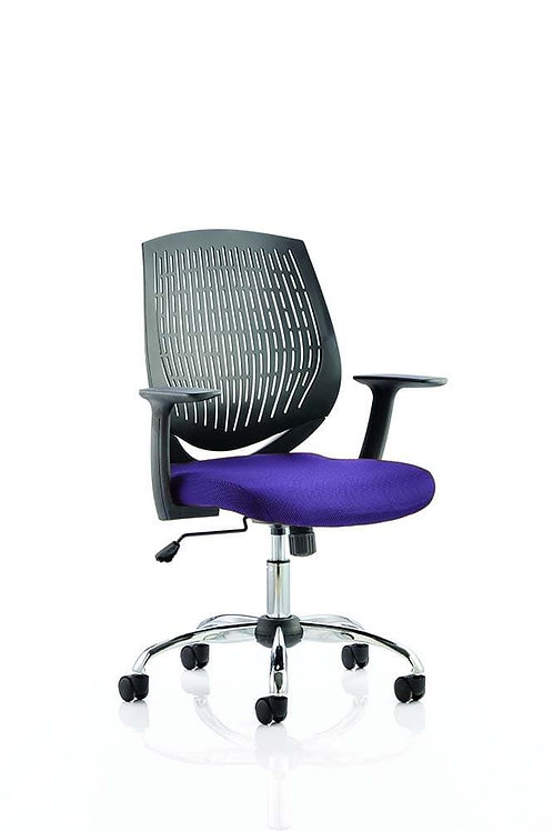 Dura Bespoke Colour Seat Tansy Purple