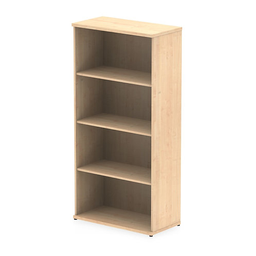 Impulse 1600 Bookcase Maple