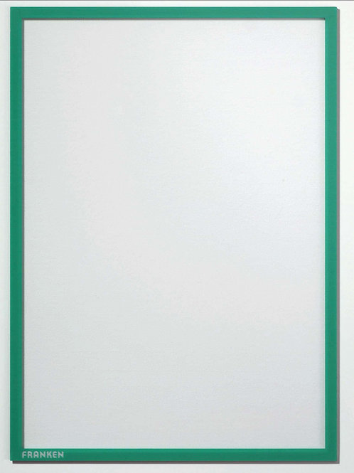 Document holder X-tra!Line� DIN A4 Magnetic Green 1 Piece