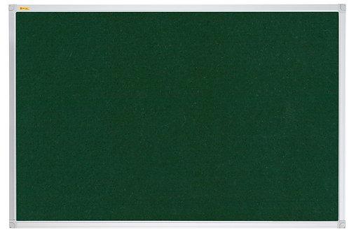 Felt Pin Board X-tra!Line� 150 x 120 CM Green