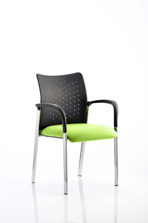 Academy Bespoke Colour Seat With Arms myrrh Green