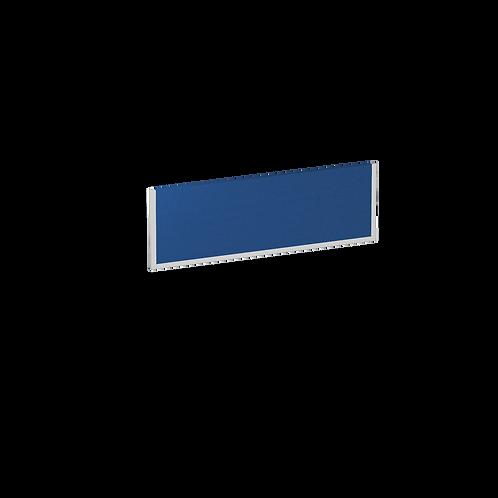 Evolve Bench Screen 1200 Blue White Frame
