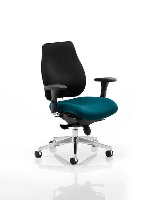 Chiro Plus Bespoke Colour Seat Maringa Teal