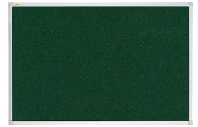 Felt Pin Board X-tra!Line� 90 x 60 CM Green