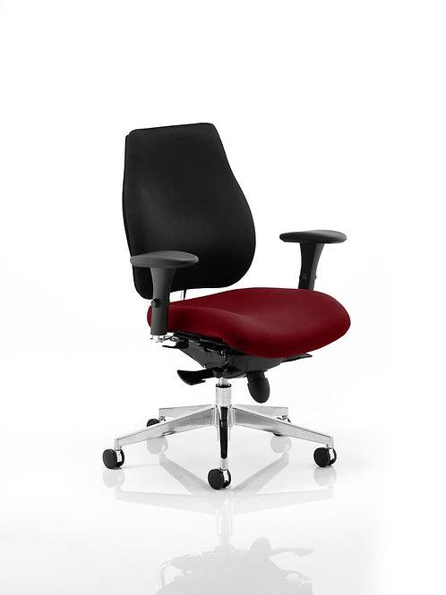 Chiro Plus Bespoke Colour Seat ginseng Chilli