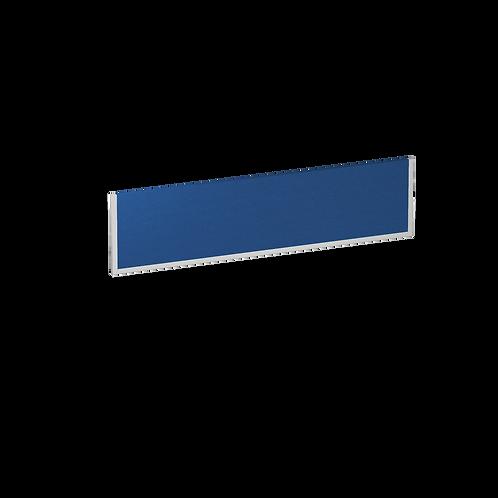 Evolve Bench Screen 1600 Blue White Frame