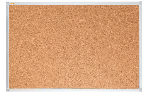 Cork Pin Board X-tra!Line� 120 x 90 CM