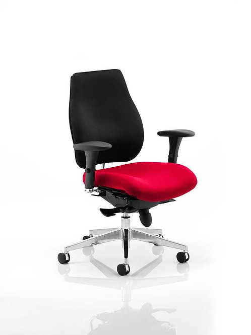 Chiro Plus Bespoke Colour Seat Bergamot Cherry
