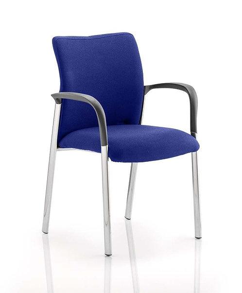 Academy Bespoke Colour Fabric With Arms Stevia Blue