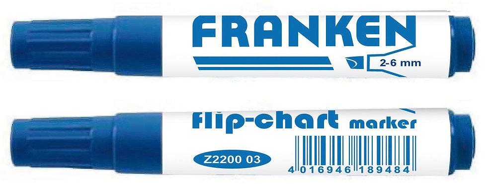 FlipchartMarker Line Width 2 � 6 MM Blue 1 Piece