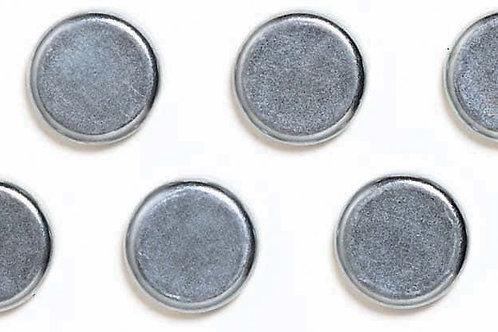 10MM Chrome Magnets Pack 6