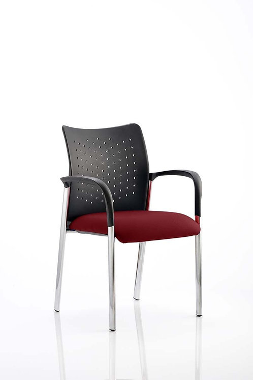 Academy Bespoke Colour Seat With Arms ginseng Chilli