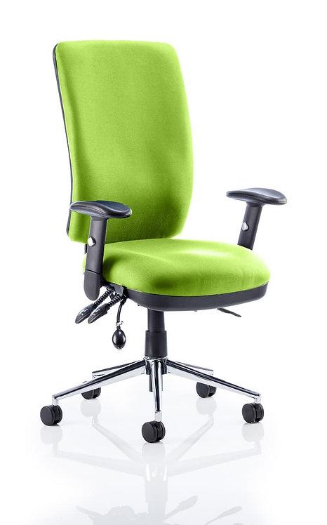 Chiro High Back Bespoke Colour myrrh Green
