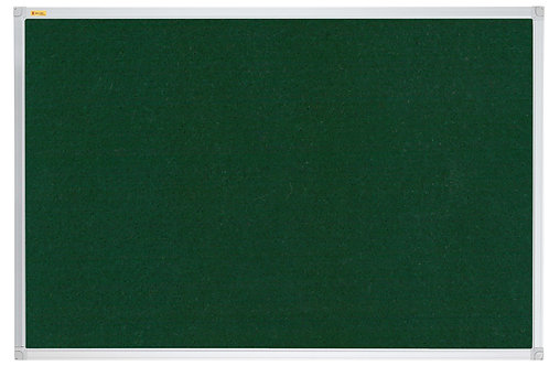 Felt Pin Board X-tra!Line� 240 x 120 CM Green