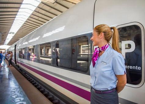 จองตั๋วรถไฟสเปน Spainrail