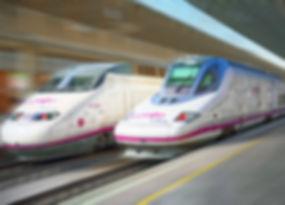 ซื้อตั๋วรถไฟสเปน SpainRail