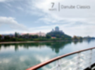 AROSA PROMOTION Danube Classics 306 x 22