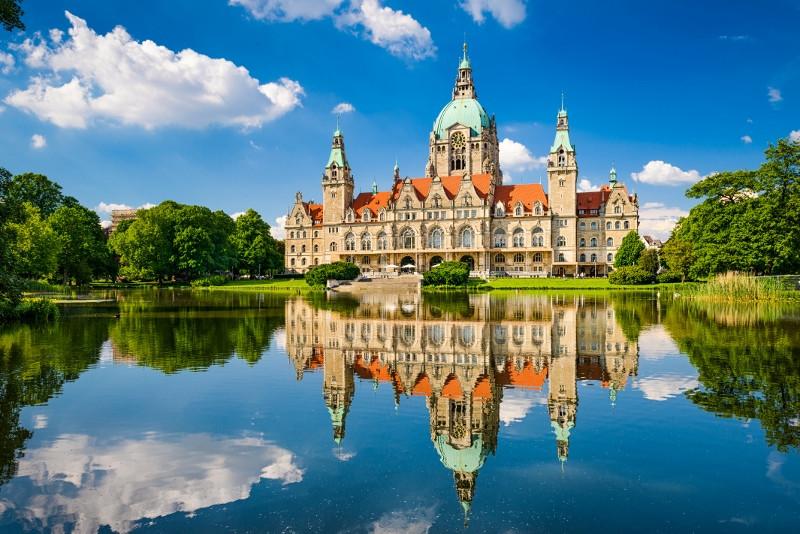 Neues Rathaus, Hanover